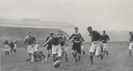 Harlequins v Richmond, Twickenham 1909