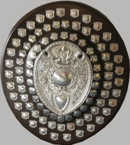 THE DEWAR SHIELD: THE VICTORIAN RUGBY UNION FIRST GRADE PREMIERSHIP TROPHY