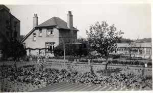 25. The groundsmans cottage 1934