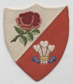 22. England and Wales badge 1929