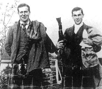 JA Campbell with brother Roderick