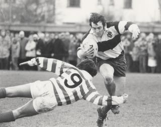 Penarth v Barbarians, 1978
