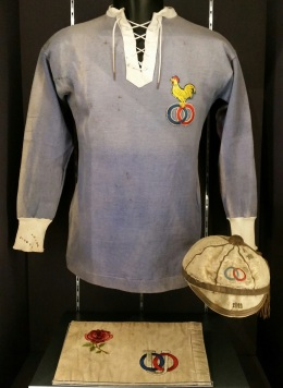 Rugby Pioneers jersey
