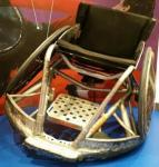 Rugby Wheelchair