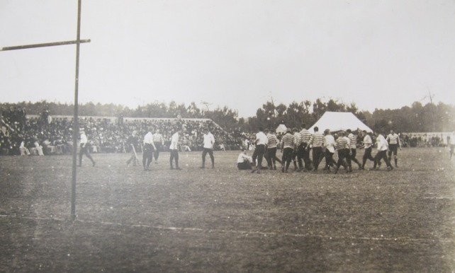 South Africa v British Isles, 1891
