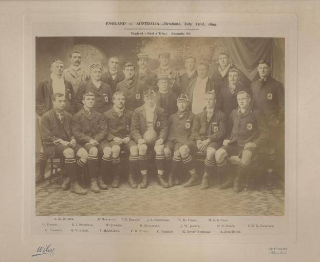 1899 British Isles team