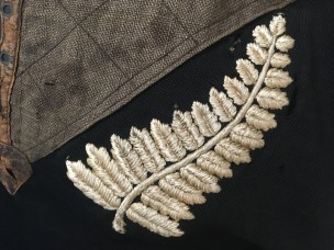 Dave Gallaher 1905 jersey New Zealand All Blacks