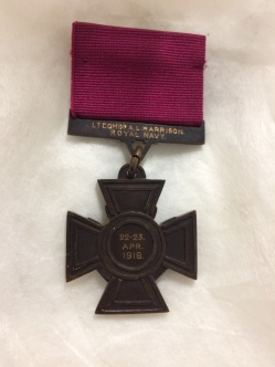 Arthur Harrison Victoria Cross