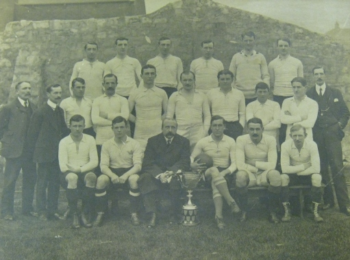 Hartlepool Rovers, 1911/12